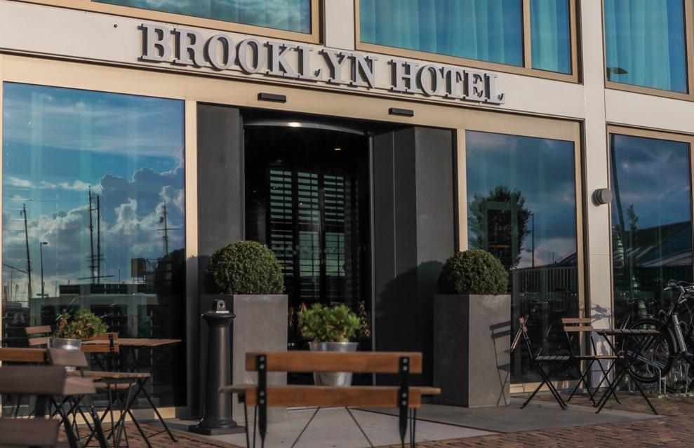Brooklyn hotel Amsterdam Hilton