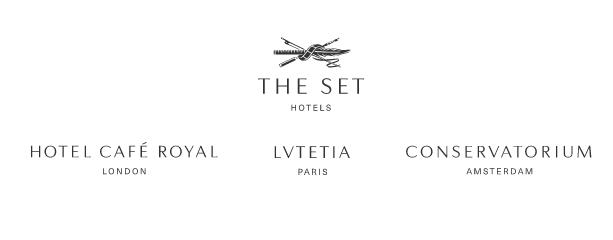 The Set Hotels referentie OTD dormakaba luxe hotel keycard RFID BLE Zigbee online