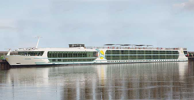 ASARA cruiseschip